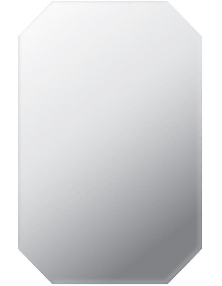 Issy Urban Octagon Frameless Wall Mirror image 1