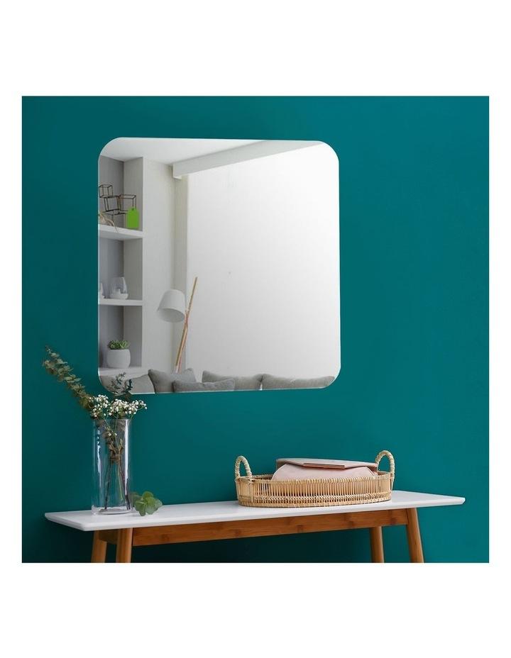 Issy Urban Frameless Square Mirror image 1