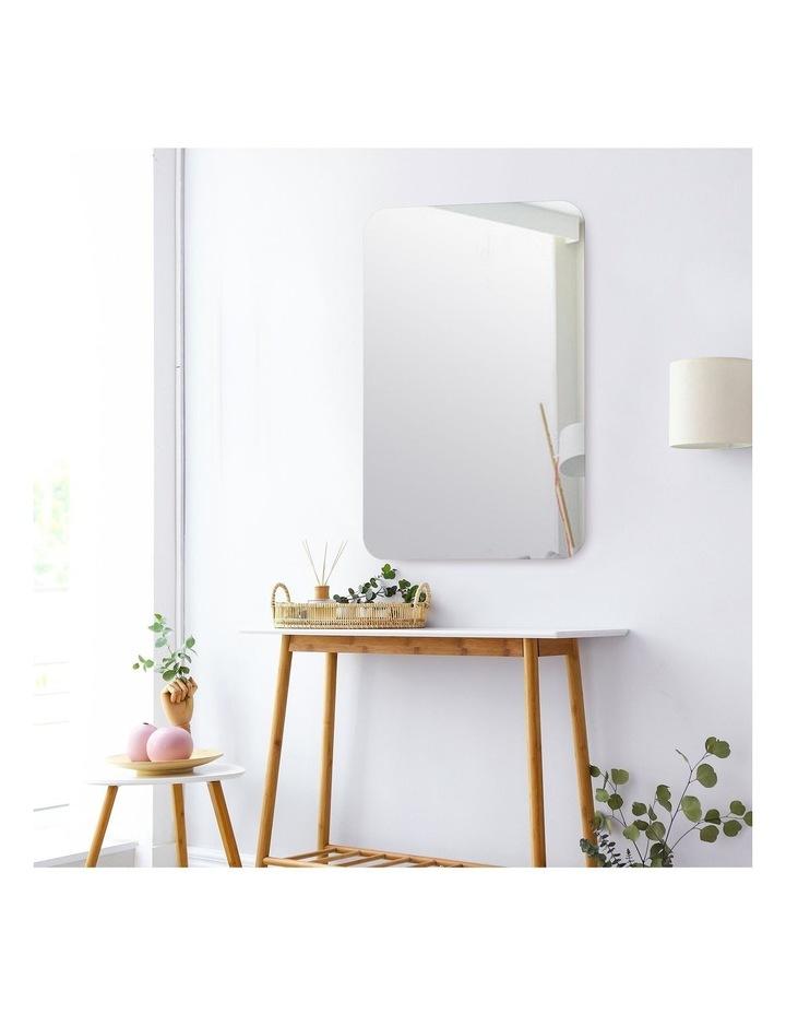 Issy Urban Frameless Rectangle Mirror image 1