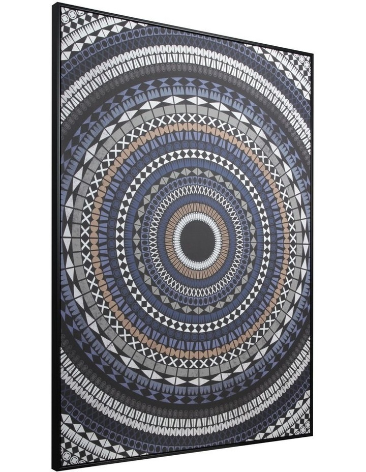Cooper & Co.  143 x 102cm Sprial Absrtract Canvas Framed Wall Art image 2