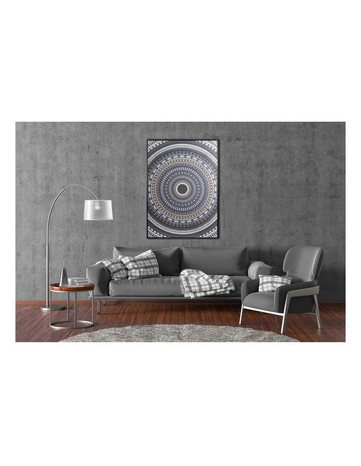 Cooper & Co.  143 x 102cm Sprial Absrtract Canvas Framed Wall Art image 3