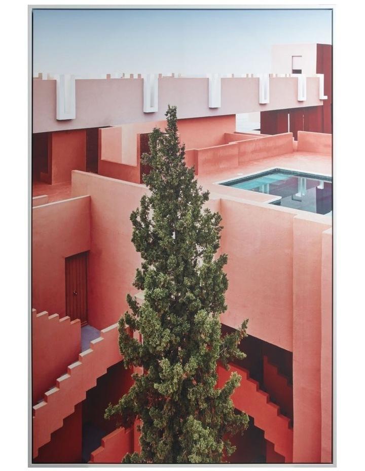 122 x 82cm Art Deco Print Canvas Framed Wall Art image 1