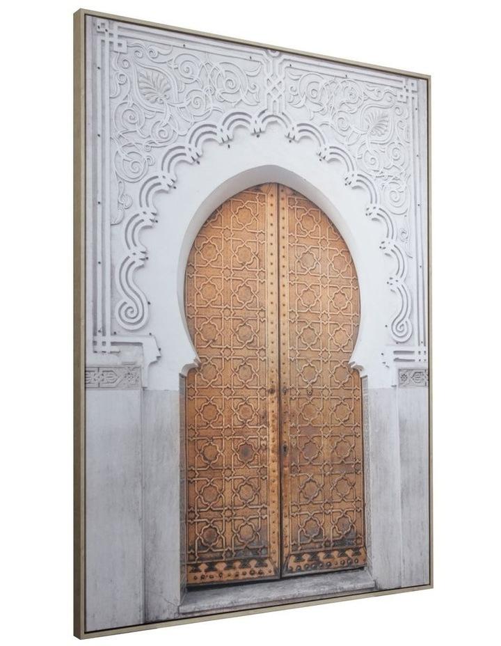 Cooper & Co.  142 x 102cm Moroccan Doors Canvas Framed Wall Art image 2