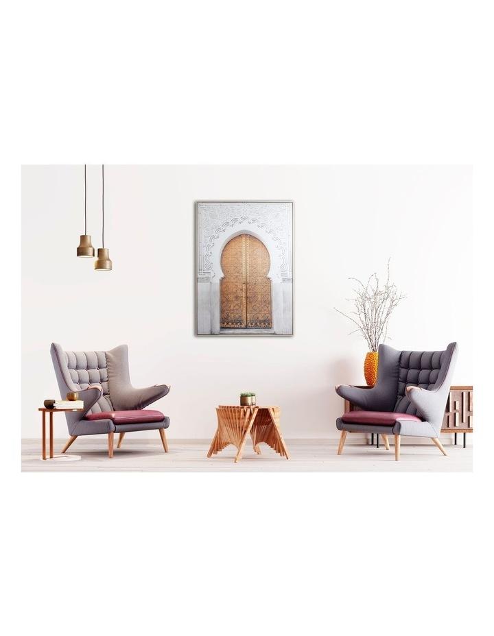 Cooper & Co.  142 x 102cm Moroccan Doors Canvas Framed Wall Art image 3