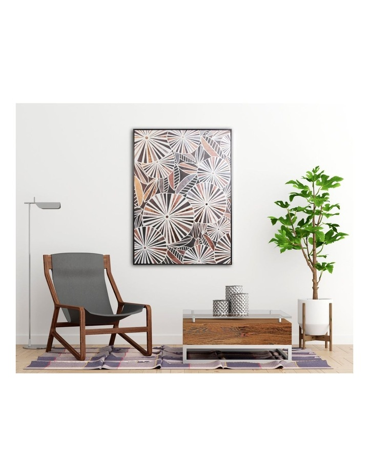 Cooper & Co.  143 x 102cm Abstract Foil Print Canvas Framed Wall Art image 3