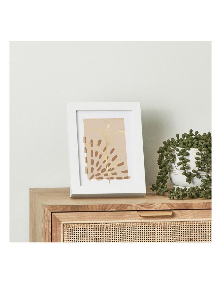 Set Of 4 15x20cm Mat to 10x15cm White Premium Paradise Wooden Photo Frame image 4