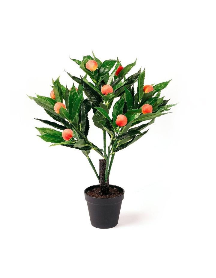 50cm Artificial Peach Tree image 1