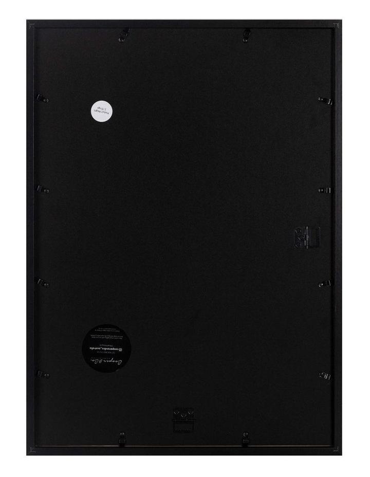A2/A3 Black Black Shadow Box Wooden Photo Frame image 2