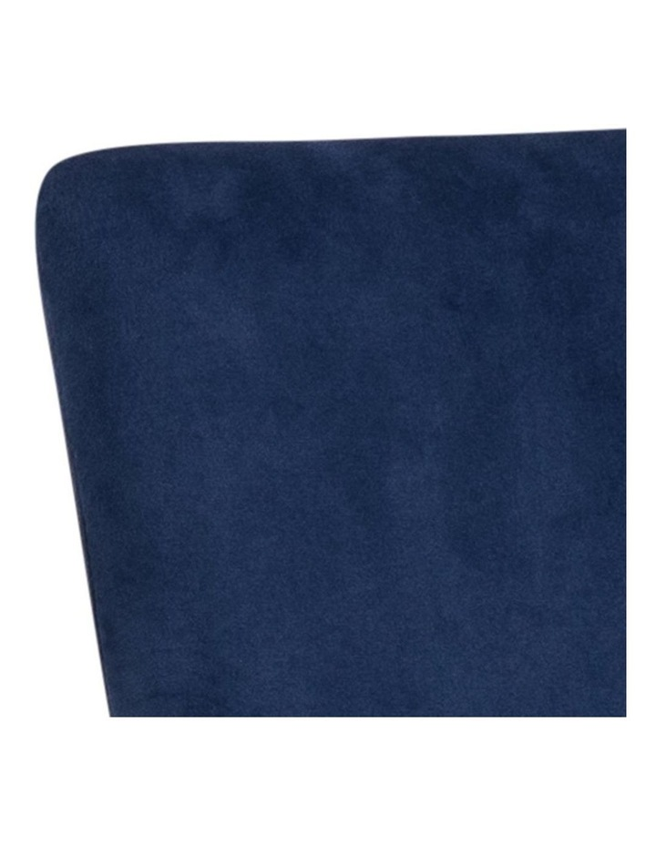 Living Set of 4 Emily Dining Chair Dark Blue image 6