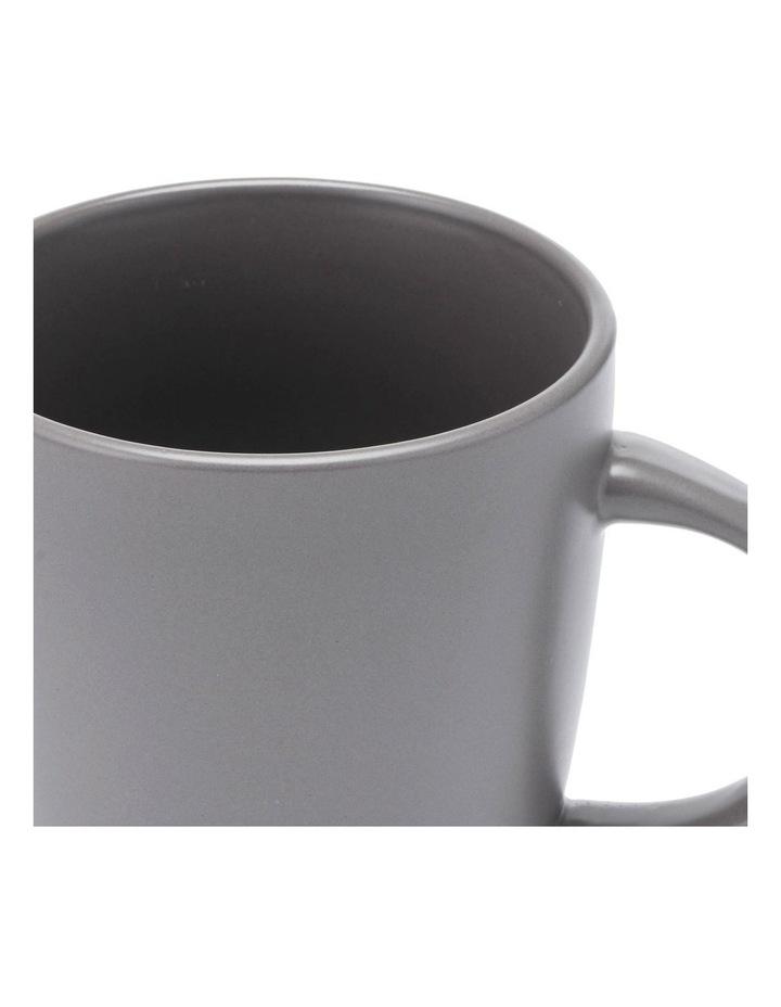 9cm Annisa Mug Set Of 6  Grey image 6