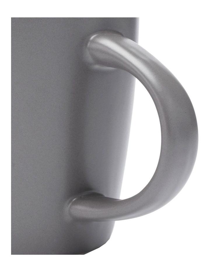 9cm Annisa Mug Set Of 6  Grey image 7
