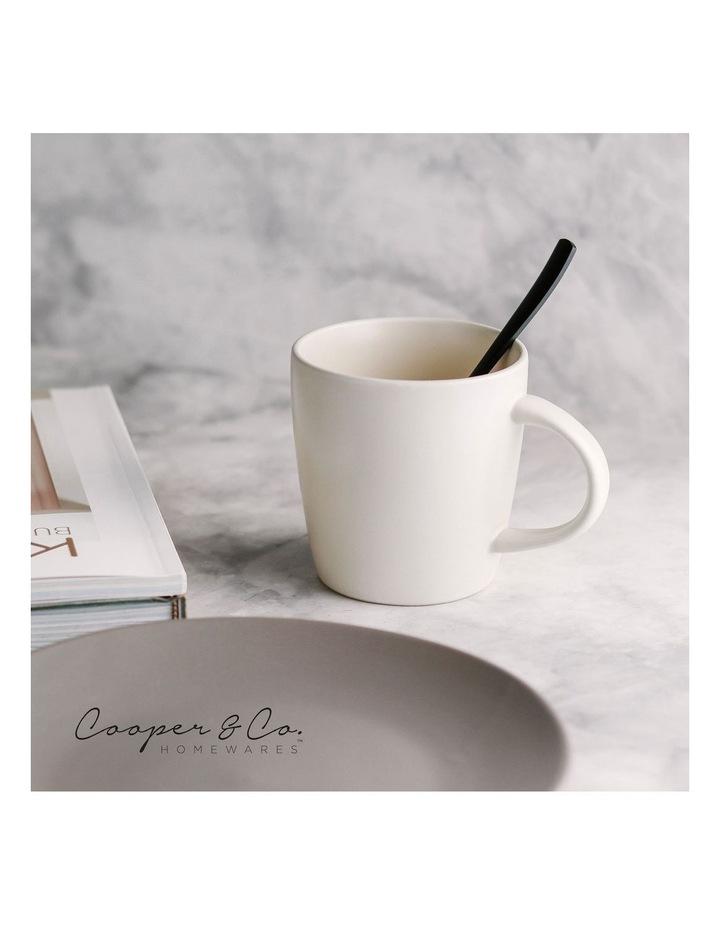 9cm Annisa Mug Set Of 6  Ivory image 2