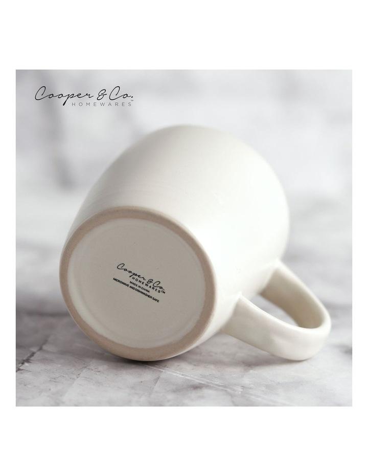9cm Annisa Mug Set Of 6  Ivory image 5
