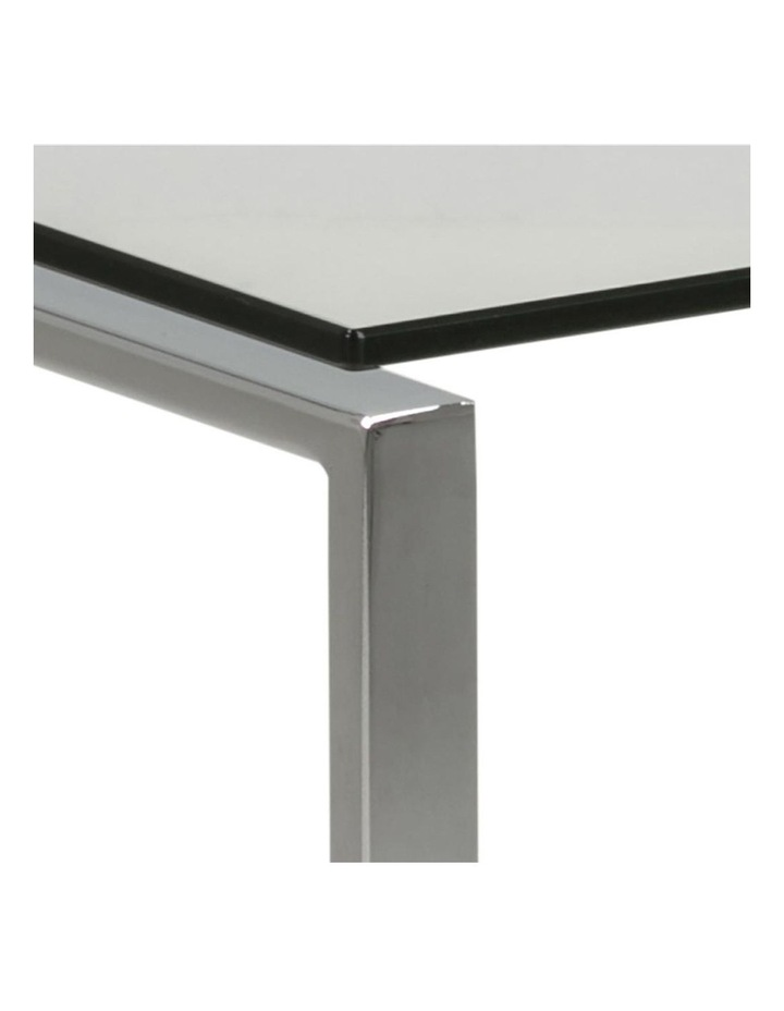 Katrine Glass-Top Side Table image 3