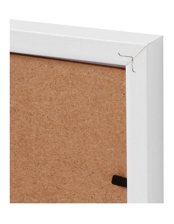Instant Gallery Wall 7 Piece Frame Set White image 3