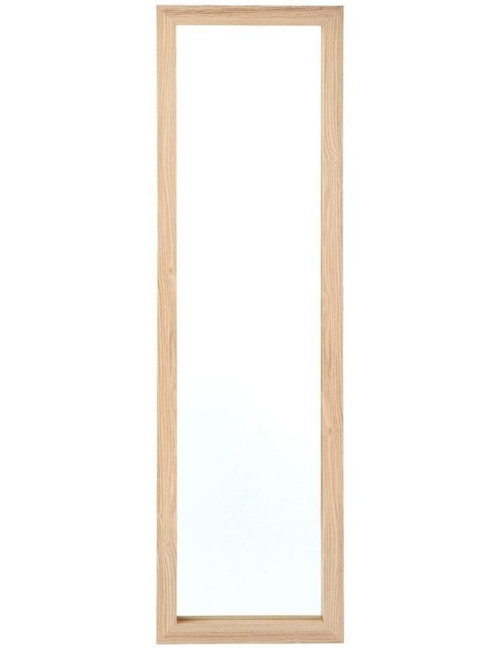 29 x 119cm Oaktree Wall Mirror image 1