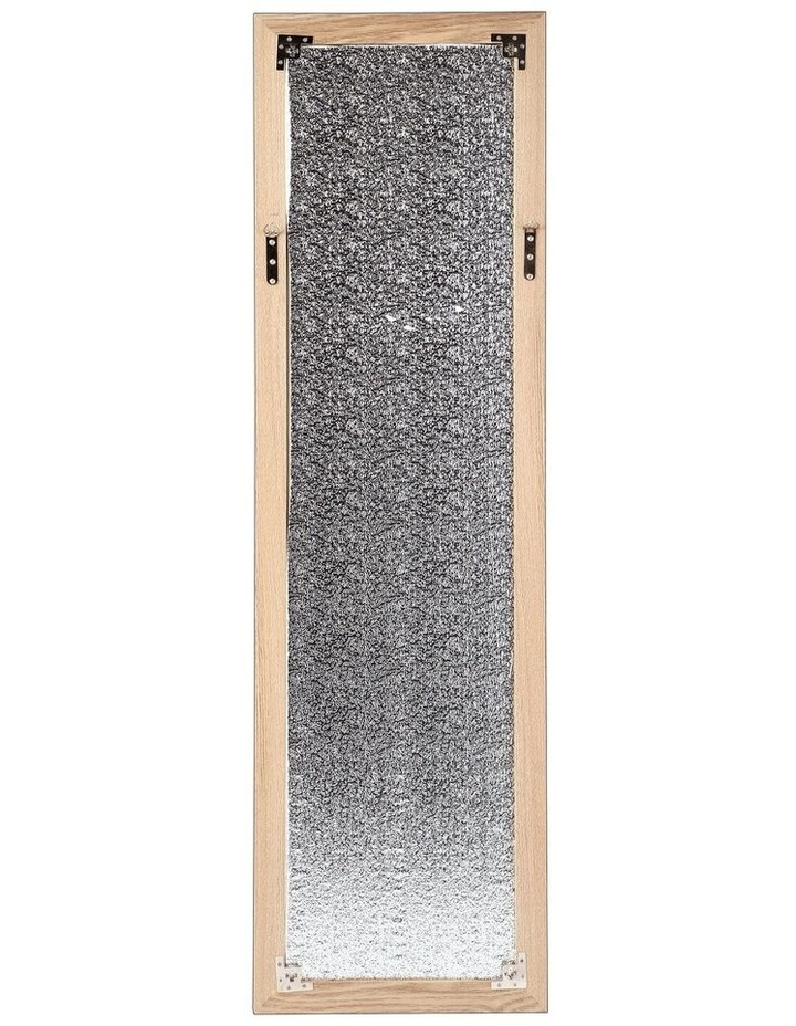 29 x 119cm Oaktree Wall Mirror image 3