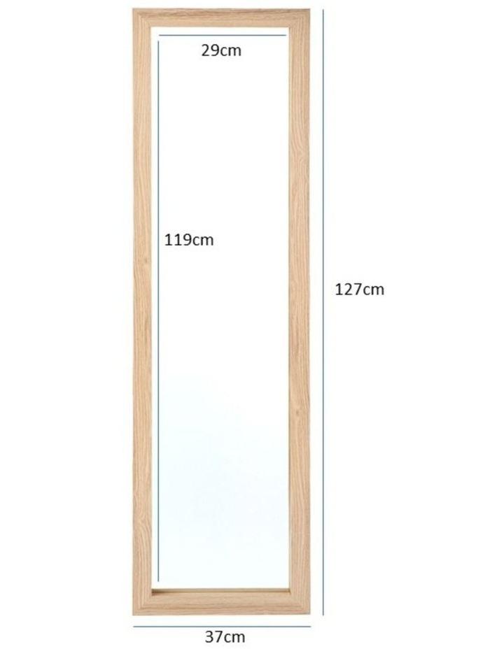 29 x 119cm Oaktree Wall Mirror image 6