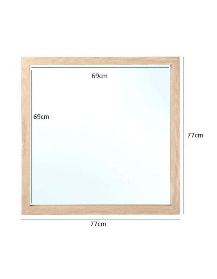 69 x 69cm Oaktree Wall Mirror image 6