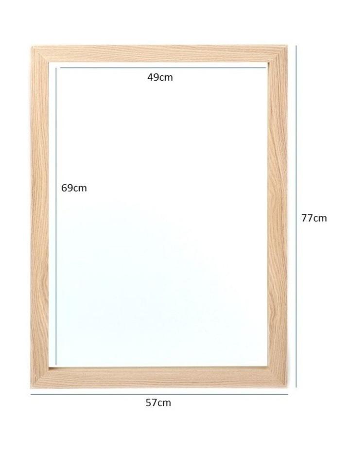 49 x 69cm Oaktree Wall Mirror image 6