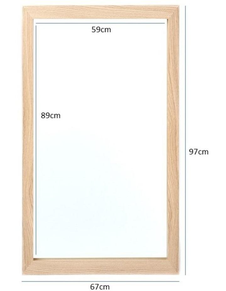 59 x 89cm Oaktree Wall Mirror image 6