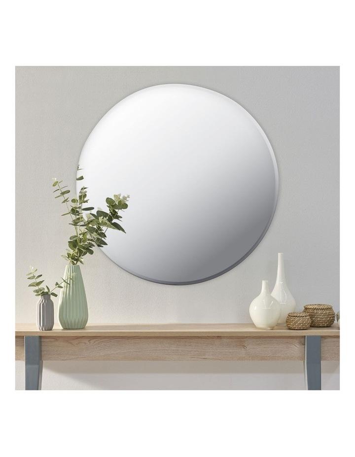 Cooper & Co. Large Urban Frameless Round Mirror image 2