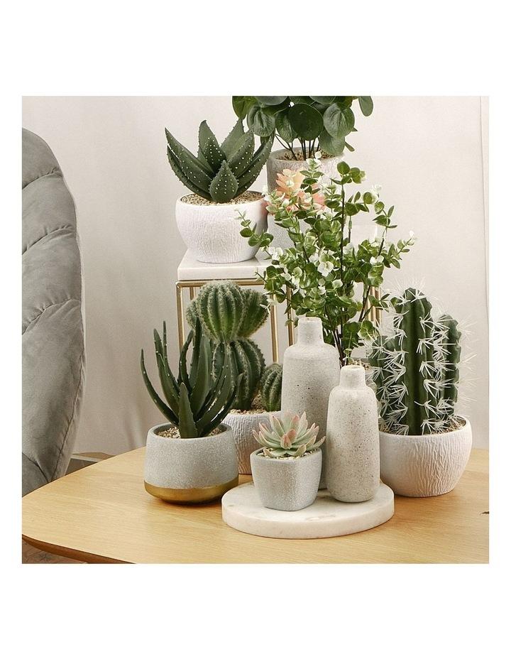 21cm Aloe Vera Artificial Plant image 2