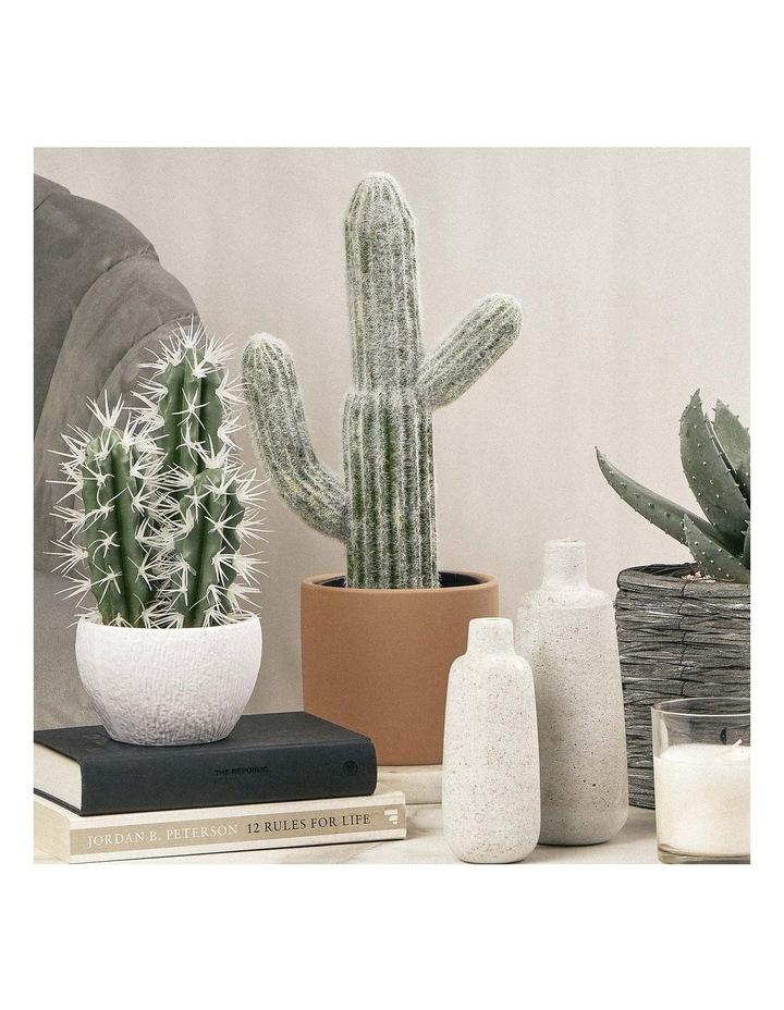 41cm Mexican Cactus Artificial Plant image 2