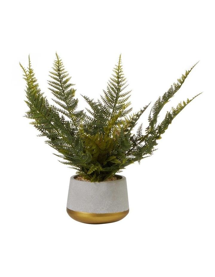 40cm Fern Artificial Plant image 1