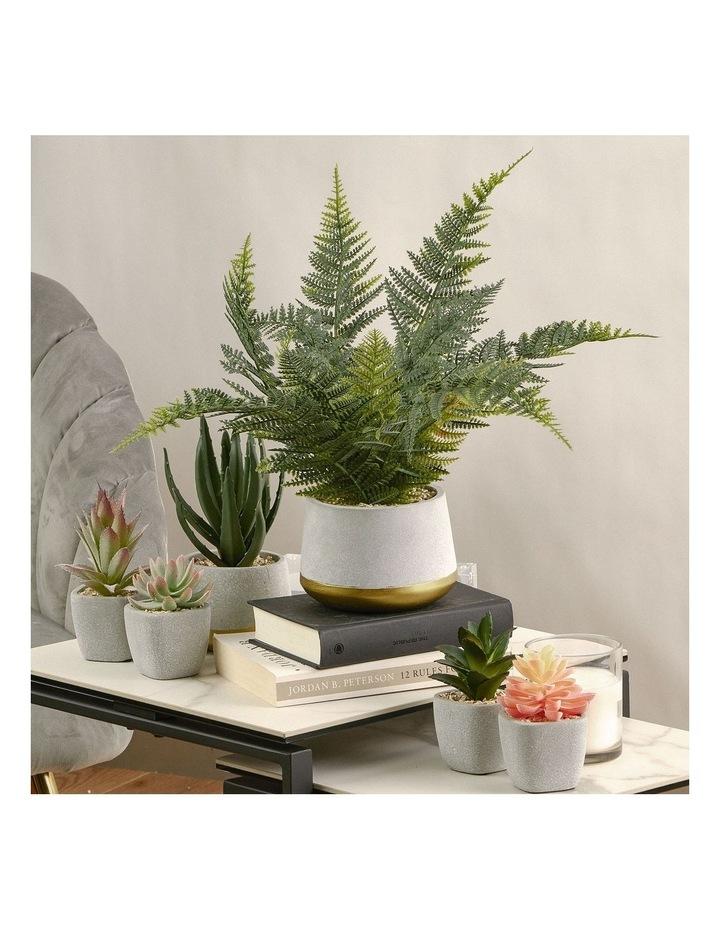 40cm Fern Artificial Plant image 2