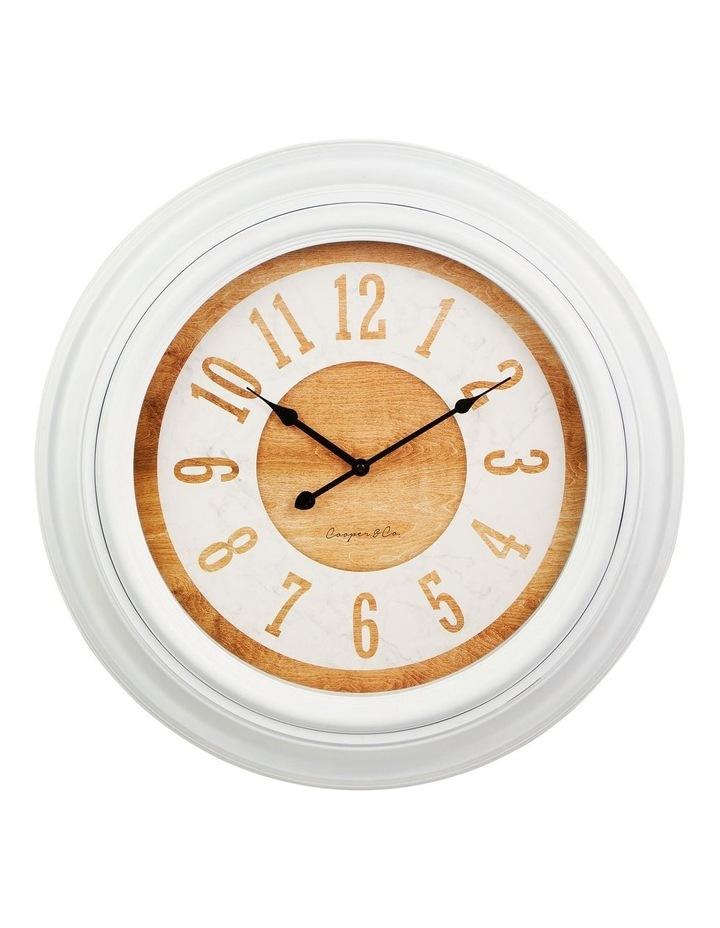 60cm Hazel Jumbo Wall Clock image 1