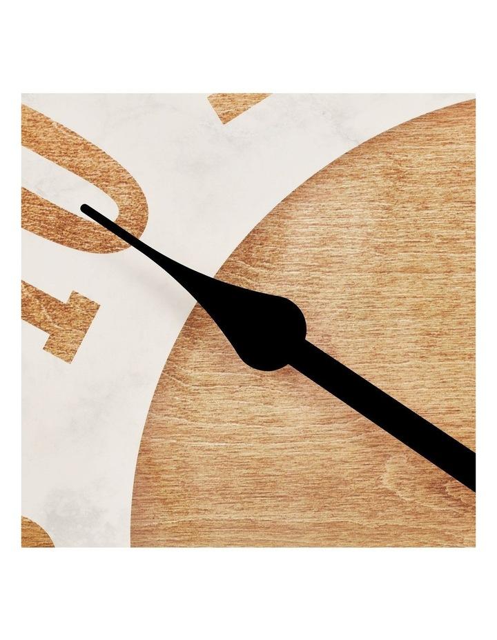 60cm Hazel Jumbo Wall Clock image 3