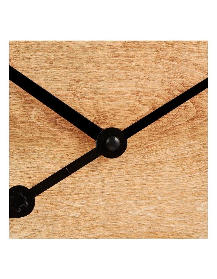 60cm Hazel Jumbo Wall Clock image 4