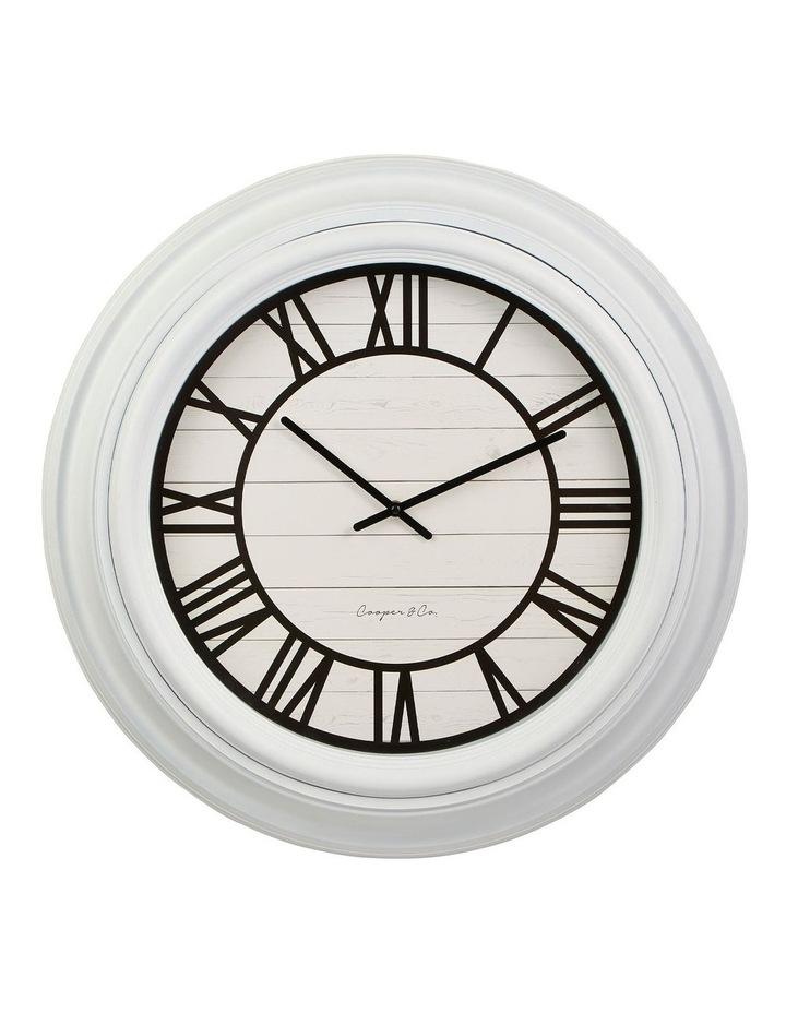 60cm Hollie Jumbo Wall Clock image 1