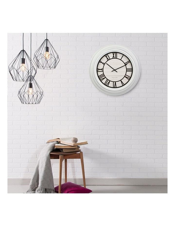 60cm Hollie Jumbo Wall Clock image 2