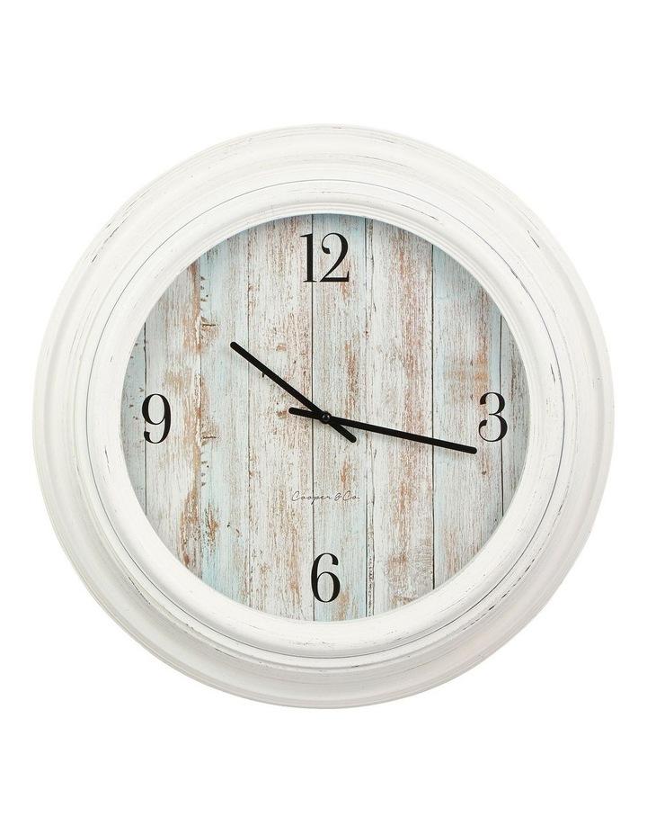 60cm Mae Jumbo Wall Clock image 1