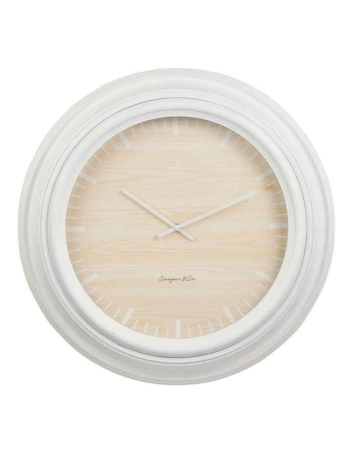 60cm Ria Jumbo Wall Clock image 1