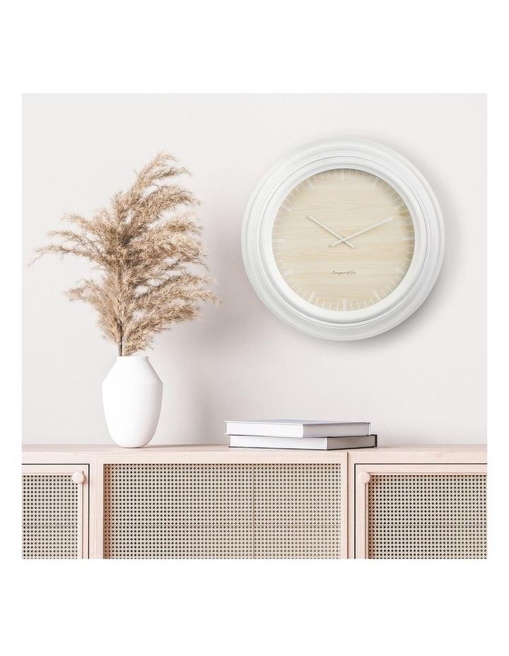 60cm Ria Jumbo Wall Clock image 6