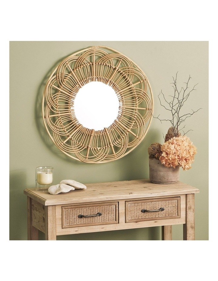 60cm Willow Wall Mirror image 2