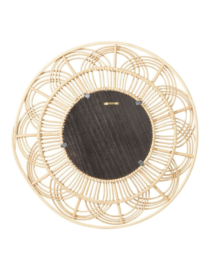 60cm Willow Wall Mirror image 5