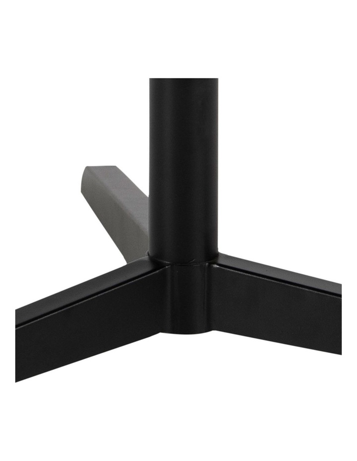 Living 100cm Porcelain Stone Black Austin Coffee Table image 7