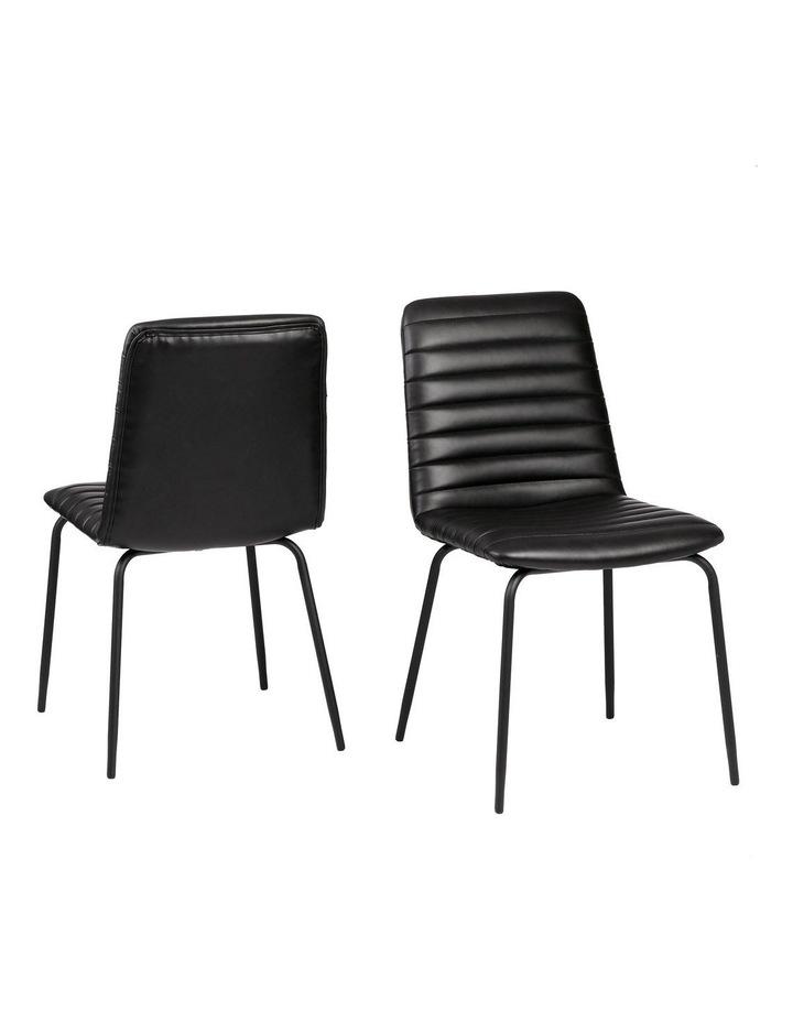Living Ryder Dining Chair Vintage Black image 1
