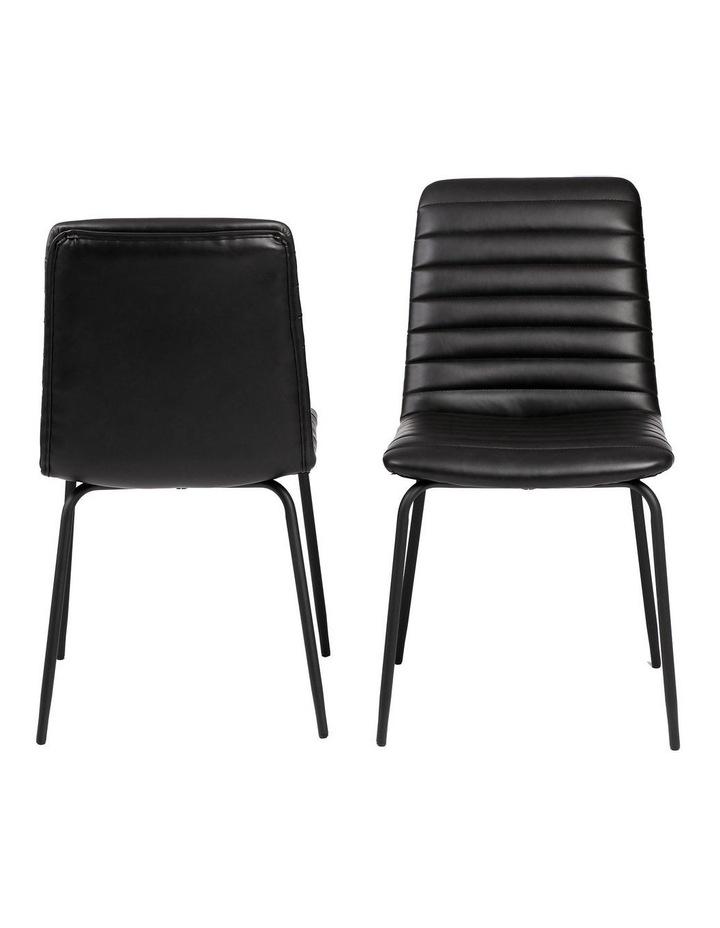 Living Ryder Dining Chair Vintage Black image 2