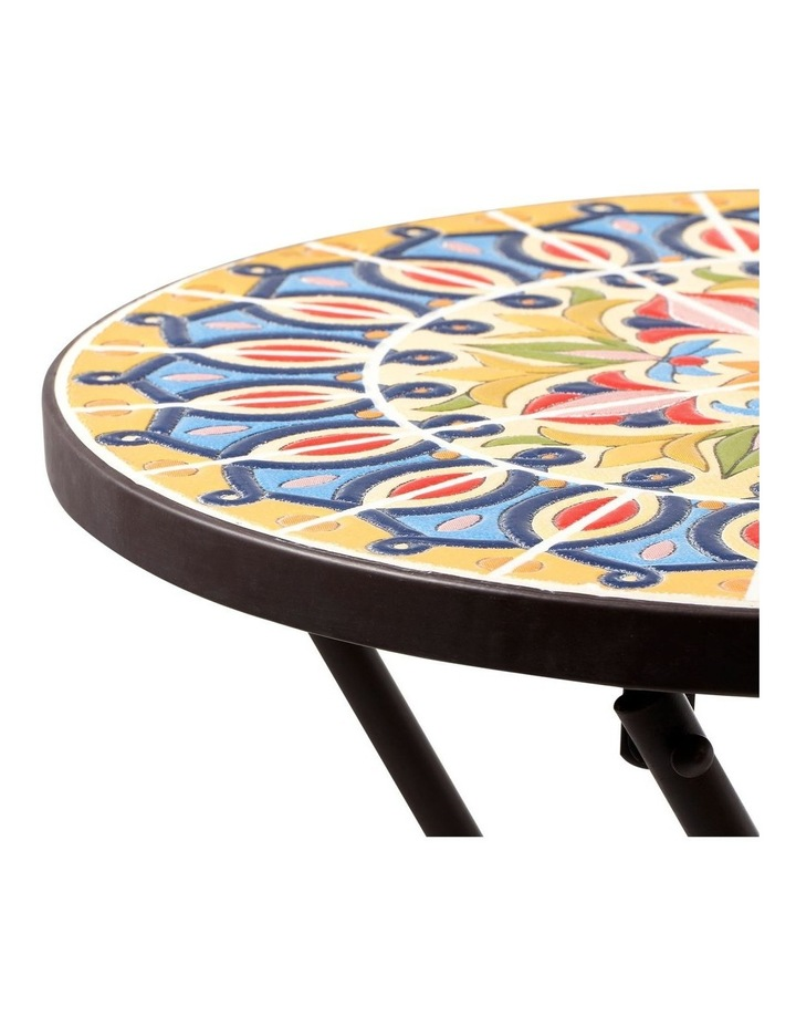 Cooper & Co. Moroccan Mosaic Accent Table image 3