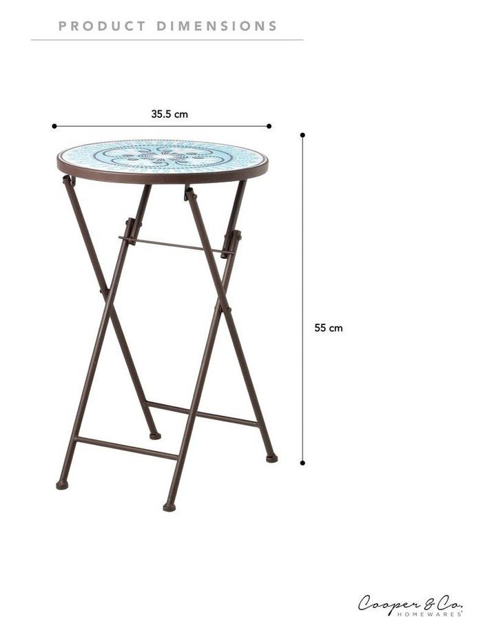 Cooper & Co. Habita Mosaic Accent Table image 6