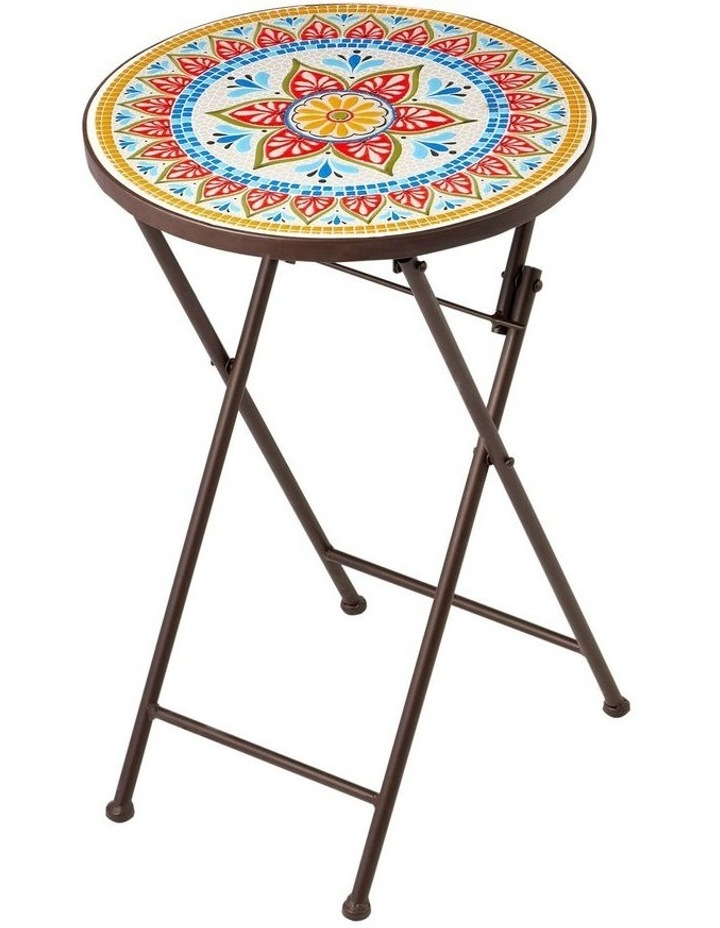Cooper & Co. Imperial Mosaic Accent Table image 1