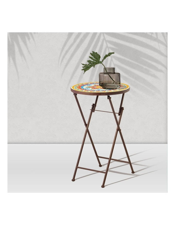 Cooper & Co. Imperial Mosaic Accent Table image 2