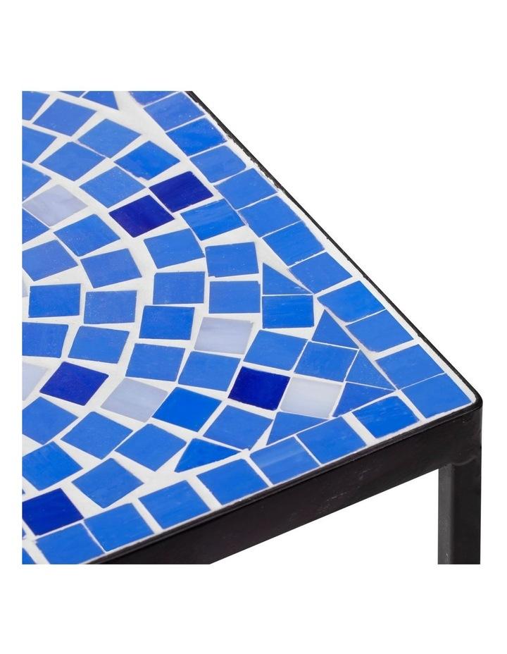 Cooper & Co. Marmi Set Of 3 Mosaic Plant Stand image 3