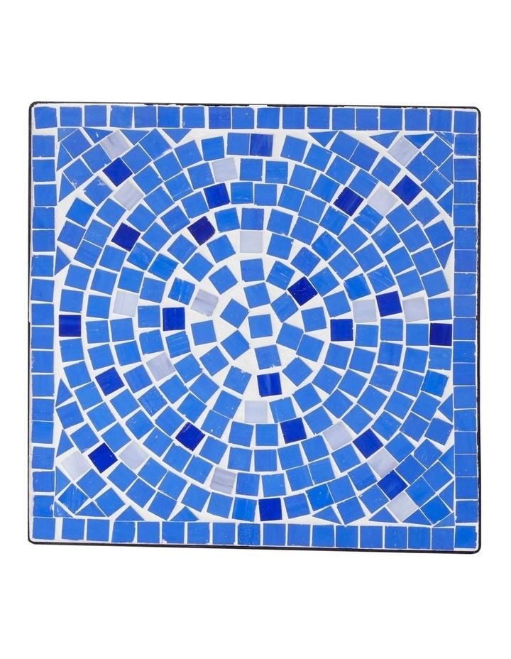 Cooper & Co. Marmi Set Of 3 Mosaic Plant Stand image 4