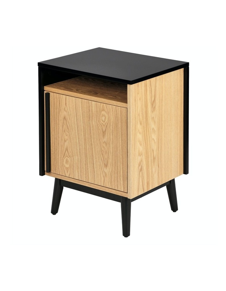 Two Tone Bed Side Table image 1